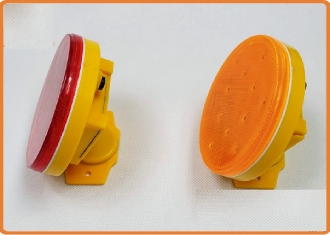SUPER BRIGHT Magnetic Barricade Warning Light