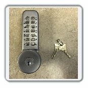 Mechanical Keyless Lock