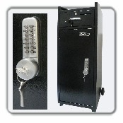 Valet Parking Podium, Valet Podium, Valet Key Storage, Valet Podium with Digital lock,